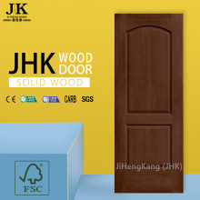 JHK Merpauh Kerala Carved Rubber Wood Solid Interior Door