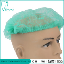 Disposable Medical Surgical Non-Woven Caterpillary Cap