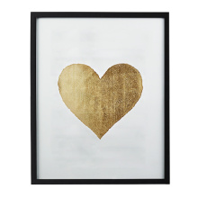 Heart-shaped gilt design Picture Frame