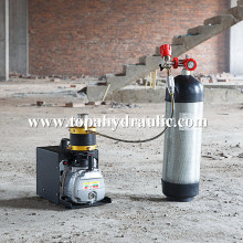 Italy high pressure 300bar portable electric air compressor