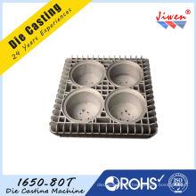 Molde de fundição de alumínio para peças de dissipador de calor