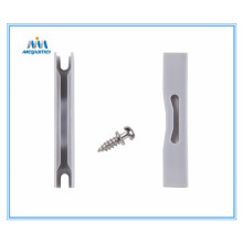 Menyembunyikan rak dukungan Furniture Panel Joint Fittings