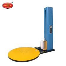 Système de contrôle de PLC de prix d'emballage de machine d'emballage automatique de palette de T1650F