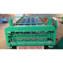 Cutting manual for steel tile roof rollformer machine