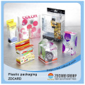 New Products Gift Packaging Clear Plastic Large Round Storage Box