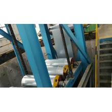 bobina de alumínio em relevo para revestimento de barreira de umidade em polysurlyn