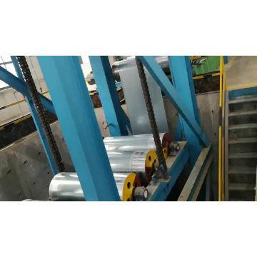 Bobine d'aluminium gaufré de revêtement de barrière d'humidité de polysurlyn