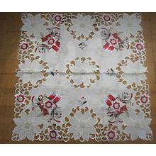 Christmas Candle Table Cover St1740