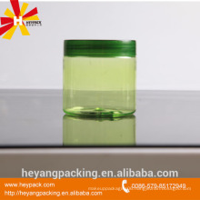200ml Plastic PET Cosmetic Cream empty plastic jar