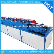 Puerta caliente de la rodadura de la venta que forma la máquina que enmarca de la máquina / de la puerta
