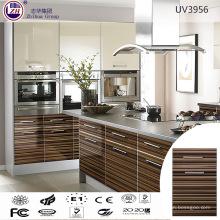 Modern Glossy Kitchen Cabinet Design