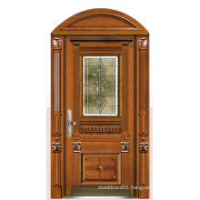 Italy Armored Steel Door Bedroom Door China Supplier (D4002)