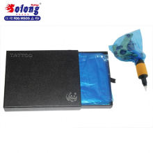 Solong Tattoo Accessories Wholesale Lots 200pcs Disposable Tattoo Machine Gun Bags
