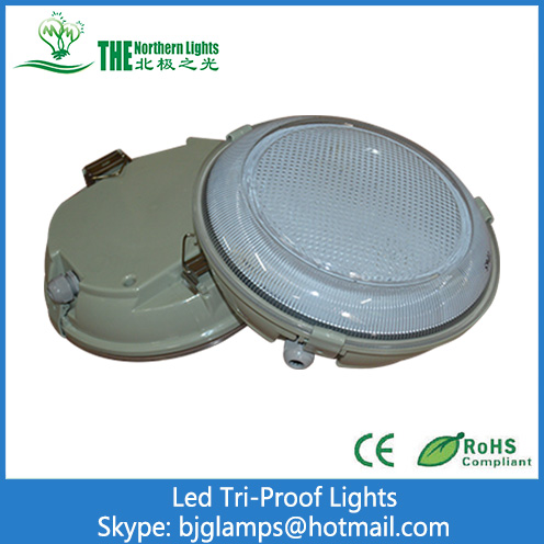 led Tri-proof lights factory