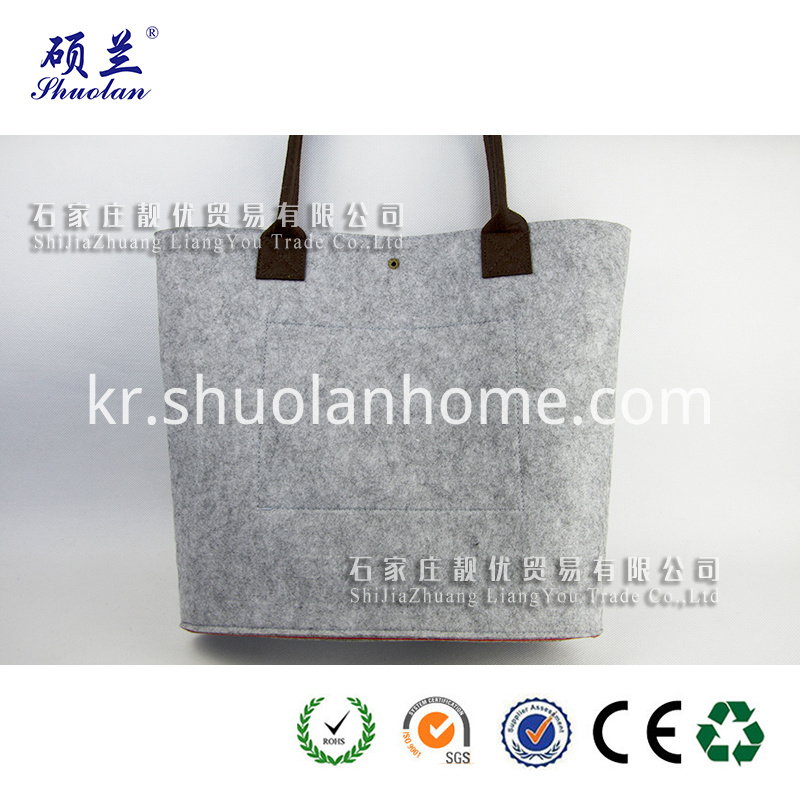 New Design Felt Tote Bag