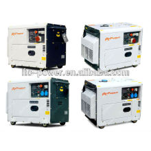 5kW portable diesel green power genset