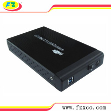 3.5 USB3.0 SATA Aluminum  HDD Enclosure