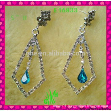 2016 of the latest design wholesale jewelry earrings