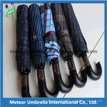 Eco Friendly 2 Fold Auto Open Promoção Gift Umbrellas