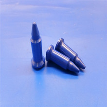 Blue Custom Ceramic Pins Zirconia Ceramic Centering Pin
