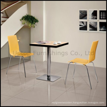 Modern Customrized 2 Person Canteen Table and Chair (SP-CT517)