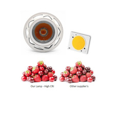 90lm / diodo emissor de luz CRI86 6W 110V Dimmable COB LED Spotlighting