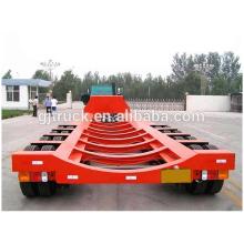 80-300t que carga el semi remolque extensible extensible del árbol multi para la hoja del viento