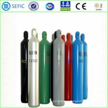 Cilindro de gas de acero sin soldadura de alta presión 46.7L (ISO232-46.7-15)