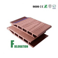 WPC Wood Plastic Composite Wall Panel for Wall Decoration