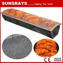 Industrial Furnace Gas Burners Metal Mesh Burner for Washing and Drying Machine
