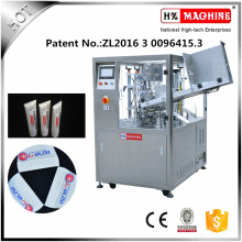 Soft Tube Füllung, Soft Tube Füllung und Verschließmaschine, Zahnpasta Tube Füllung und Verschließmaschine