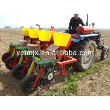 4 row mono drill corn seeder with fertilizer