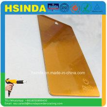 Großhandelspreis Elektrostatische Spray Farbe Süßigkeiten Orange Pulver Beschichtungen