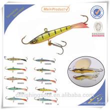 ICL011 Китай оптовая продажа рыболовных компонент алибаба приманки плесень подледная рыбалка