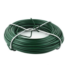 Hot sale China manufacturer plastic coated wire/ 0.5-50kg Coil weight binding wire