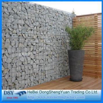3 * 1 * 0,5 m spawany gabion muru oporowego