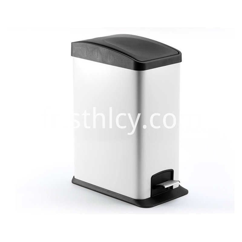 Pedal Stainless Steel Waste Bin