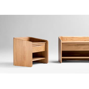 "FAS OAK Дерев'яні ""HARBOR"" Nightstands"