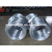 Galfan fio galvanizado / fio de aço galvanizado Galfan / fio de ferro galvanizado Galfan