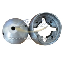 Aluminium Die Casting Camera housing parts