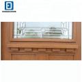 Fangda house front used exterior fiberglass doors for sale with door hinge