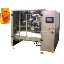 Máquina de embalagem vertical de alta velocidade