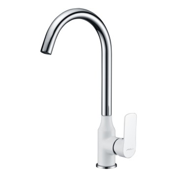 New arrive style single handle brass kitchen faucet