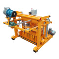 QTF40-3A columbia brand new concrete equipment brick block making maker machine factory price