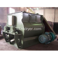 Mixer Shaft Paddle Ganda untuk Dry Mortar