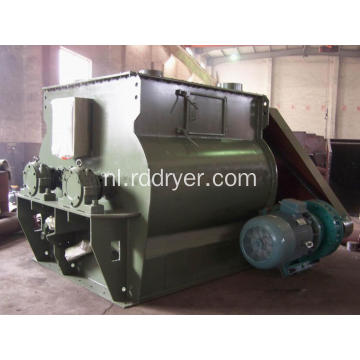 Step-Down Start Feed Mixing Paddle Mixer