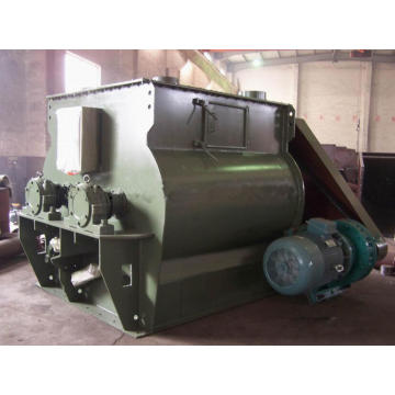 Single Shaft Paddle Mixer for Gypsum Mixing