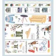 Wholesale High Quality Custom Children Cartoon Sticker for Gift 6