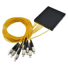Горячая Распродажа Оптическое волокно 1*8 ст PLC сплиттер