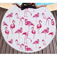 Cheap Microfiber Fashion Printed Round Beach Cloth